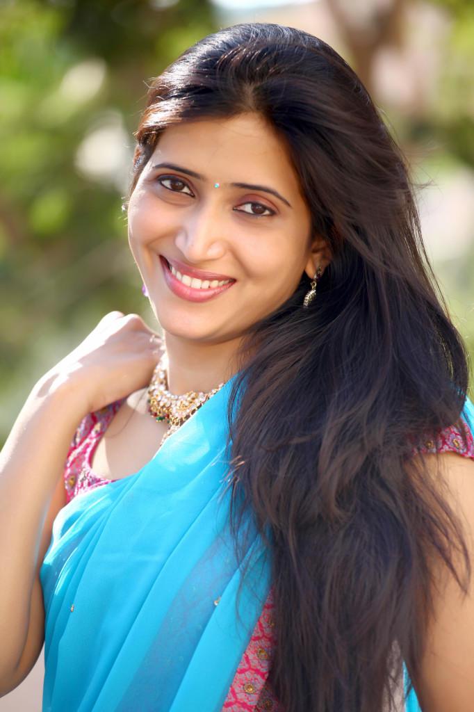 Riya Chakravarthi Latest Smiling Still