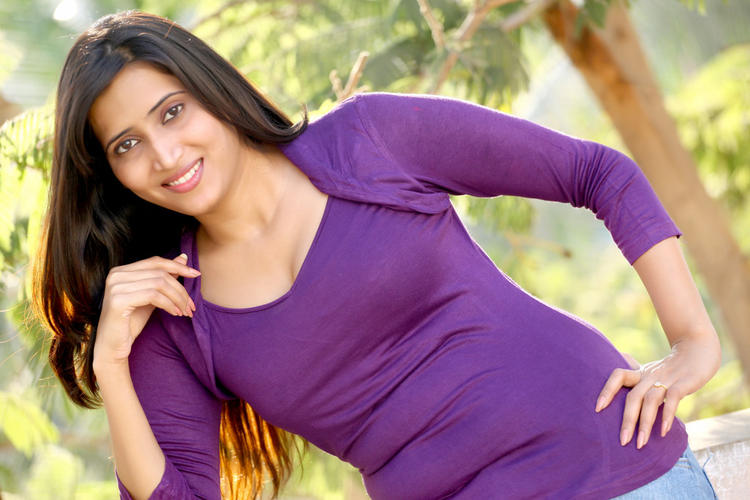Riya Chakravarthi Nice Look Still