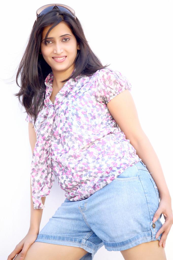 Riya Chakravarthi Sexy Look Still