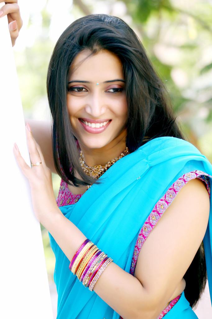 Riya Chakravarthi Smiling Still