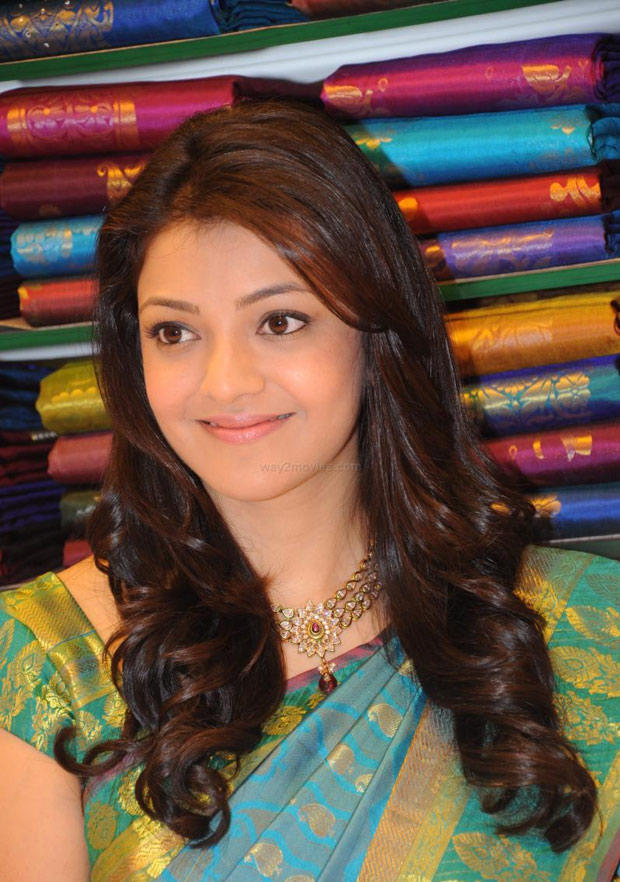 Kajal Aggarwal Unveils South India Shopping Mall