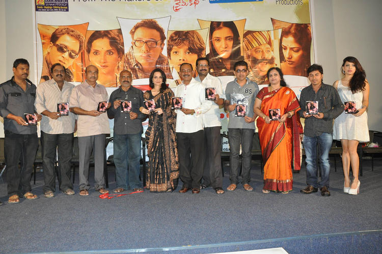 Parinidhi And Rajeshwari At 7 Rojullo Audio Movie Launch Function