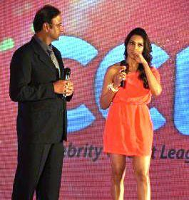 Bipasha With A Cricket Celeb Speak Out Photo At Celebrity Cricket League Press Conference