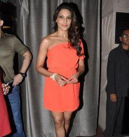 Bipasha Spotted At Celebrity Cricket League Press Conference