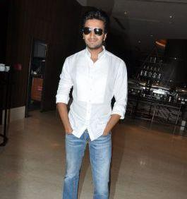 Riteish Attend Celebrity Cricket League Press Conference