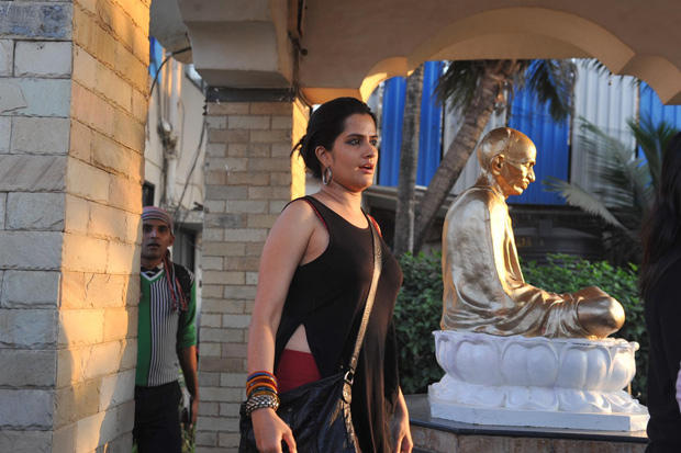 Sona Mohapatra Spotted At Candle Light Rally To Protest Delhi Gang Rape Atrocity
