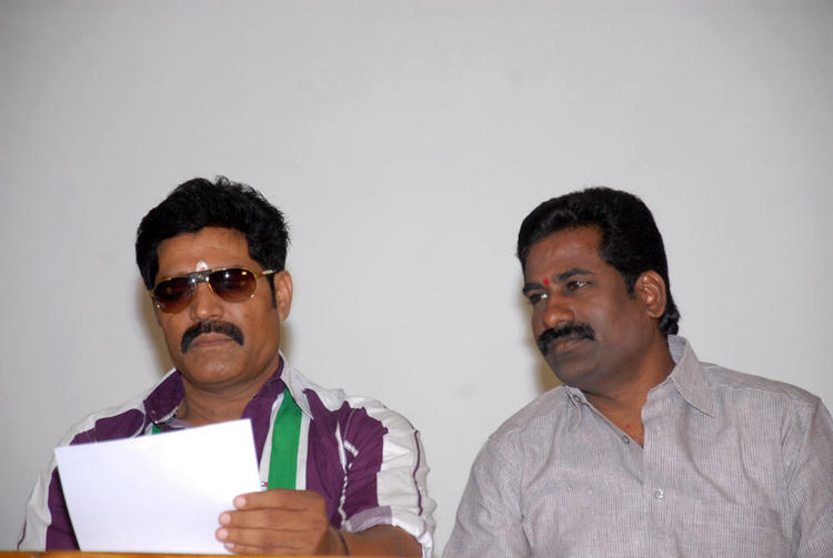Srihari During The James Talent Hunt Logo Launch Event