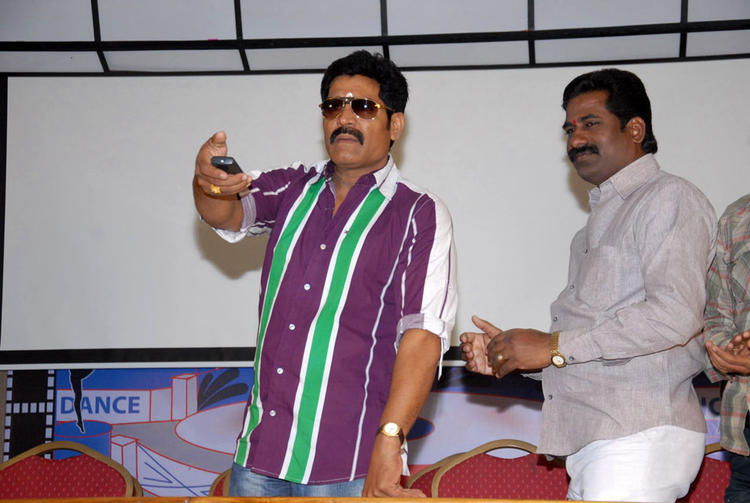 Srihari Unveils Logo At James Talent Hunt Logo Launch Event