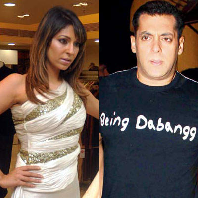 Salman Khan And Pooja Misrra Cool Still