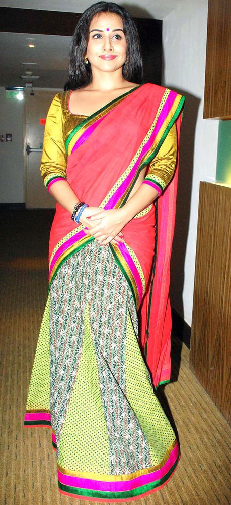 Vidya Balan Trendy Look Still