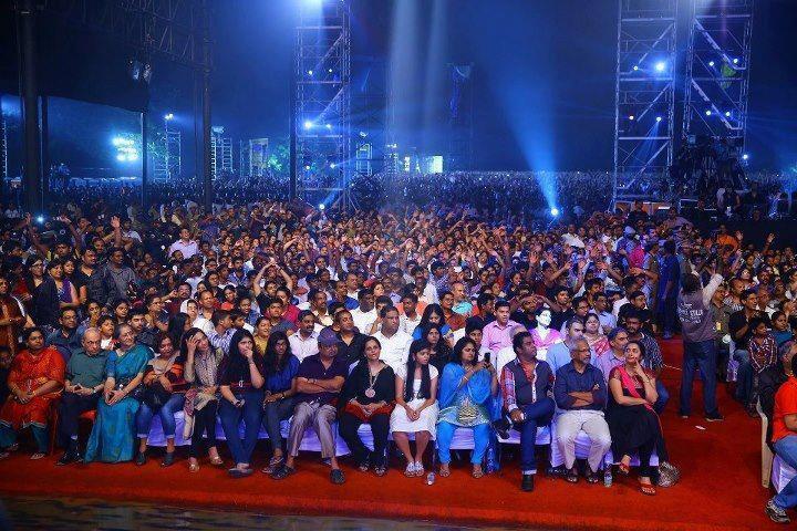 Audience Enjoy At Thai Manne Vanakkam A. R. Rahman Live Concert