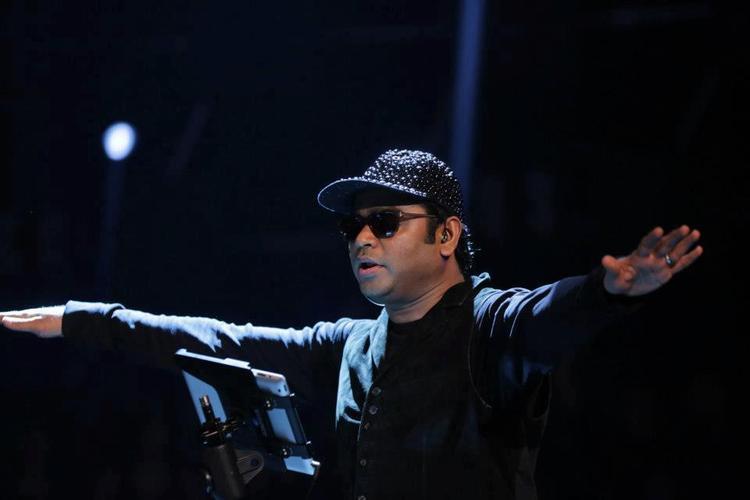 A. R. Rahman At Thai Manne Vanakkam Live Concert