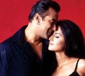 Katrina and Salman Romance Still