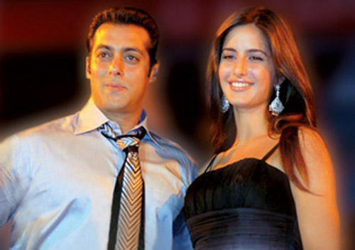 Salman Khan and Katrina Gorgeous Pic