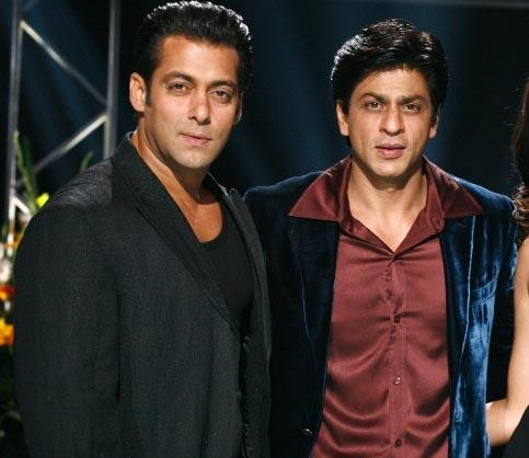 Salman Khan and Srk Nice Cool Look Photo Shoot