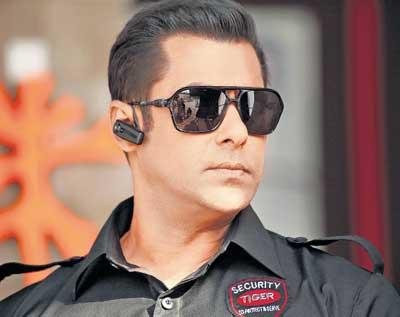 Salman Khan Hot Look In Bodygaurd