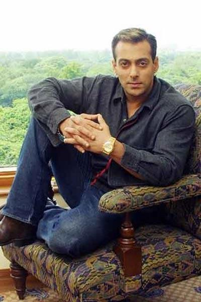 Salman Khan Nice Pose Photo Shoot