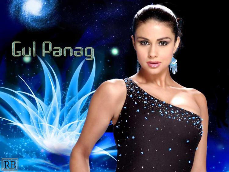 Gul Panag Beauty Romantic Face Look Wallpaper