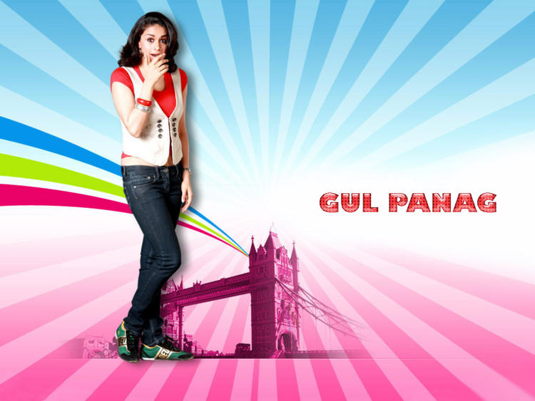 Gul Panag Latest Cute Look Wallpaper