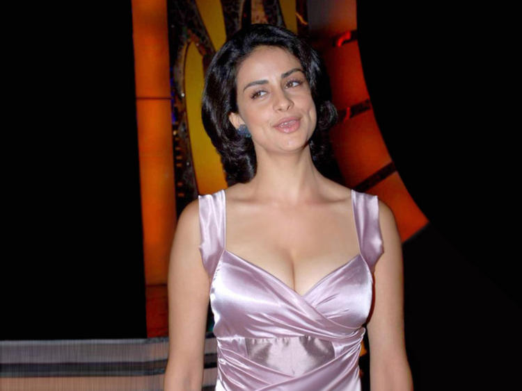 Gul Panag Open Boob Show Sweet Wallpaper