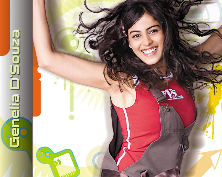 Genelia D'souza Latest Cute Sweet Still