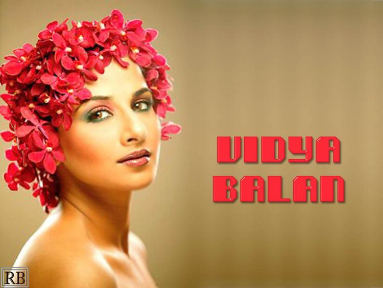 Vidya Balan Sexiest Look Wallpaper