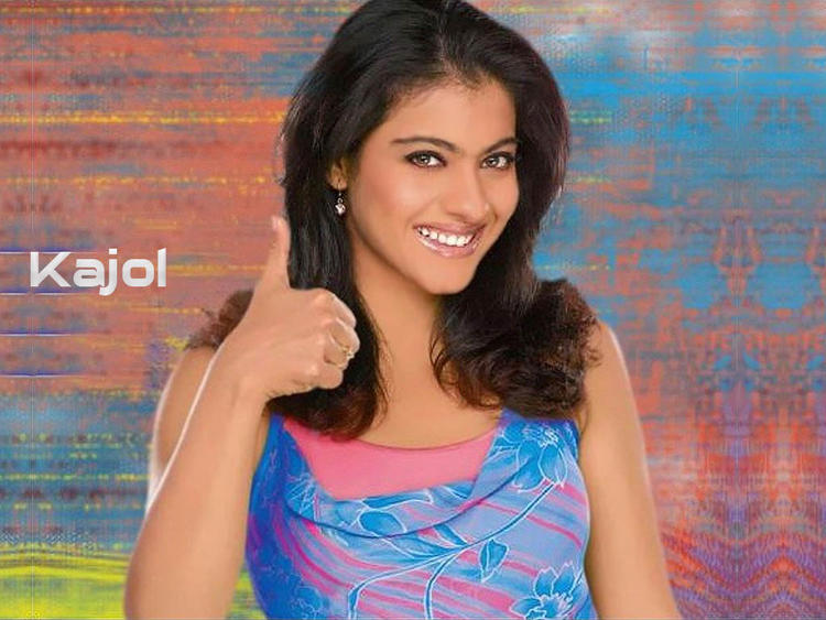 Kajol Devgan Cute Pic Wallpaper