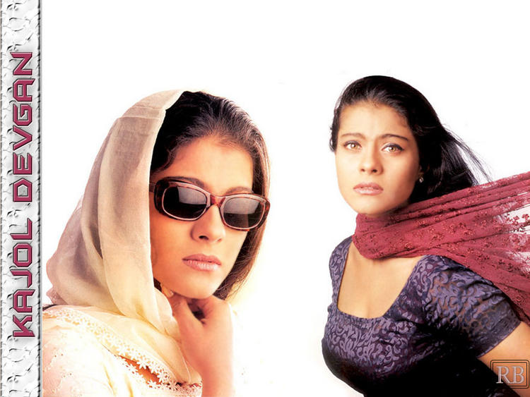 Kajol Devgan Hot and Sexy Wallpaper