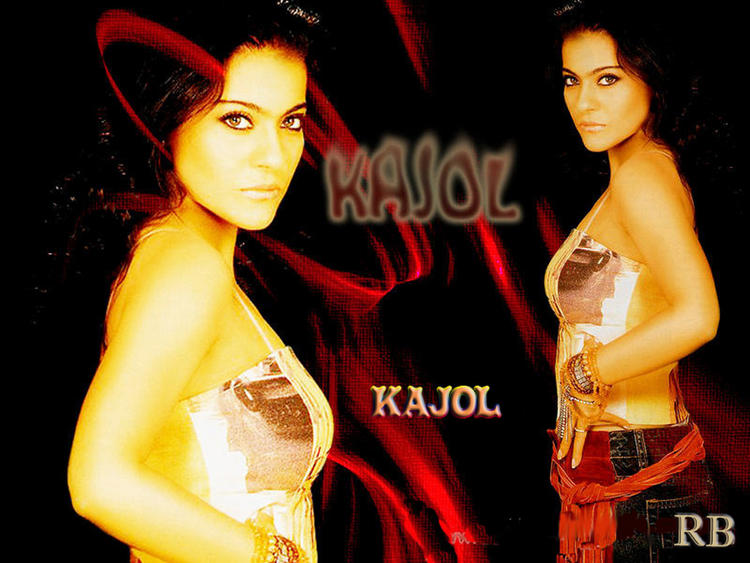 Kajol Devgan Hot Gorgeous Wallpaper