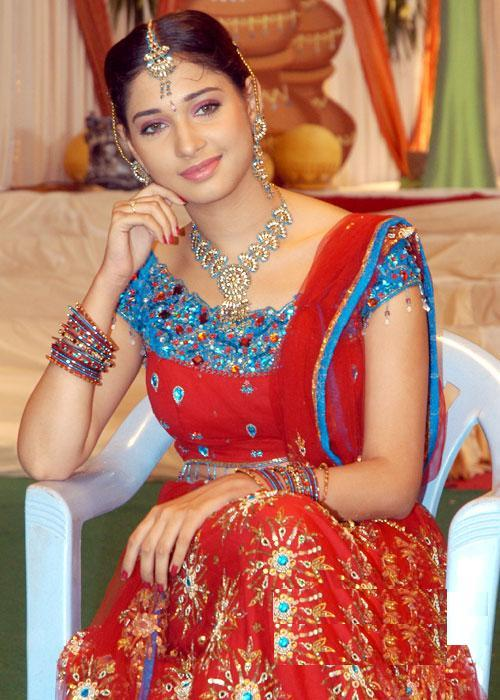 Tamanna Beautiful Dress Photo