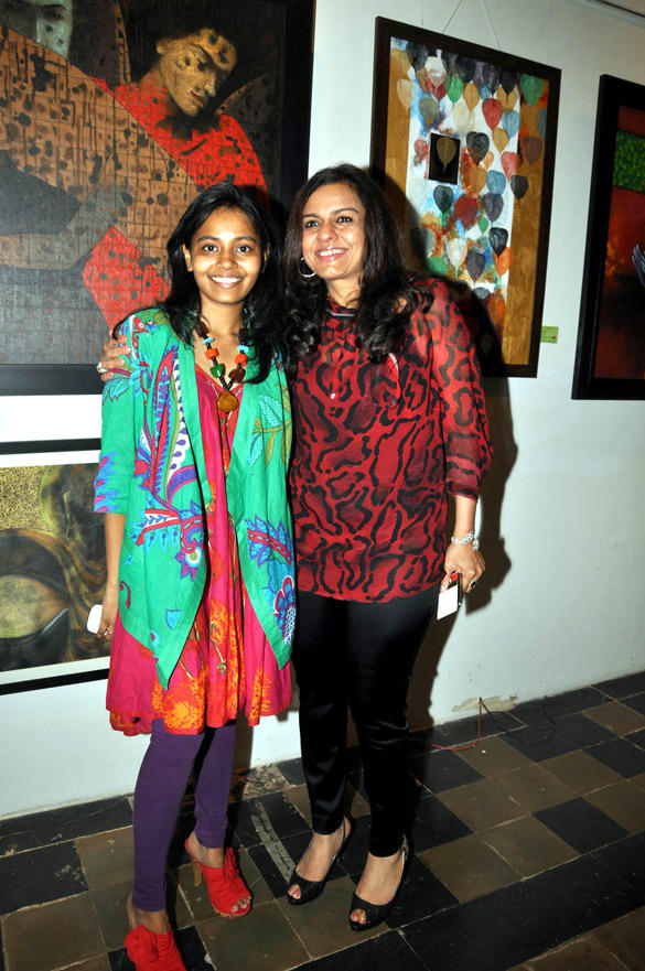 Poonam Salecha Painting Exhibition