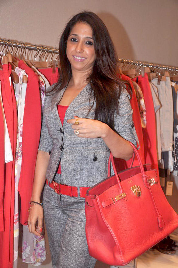 Krishika Lulla at Marc Cain Store in Juhu
