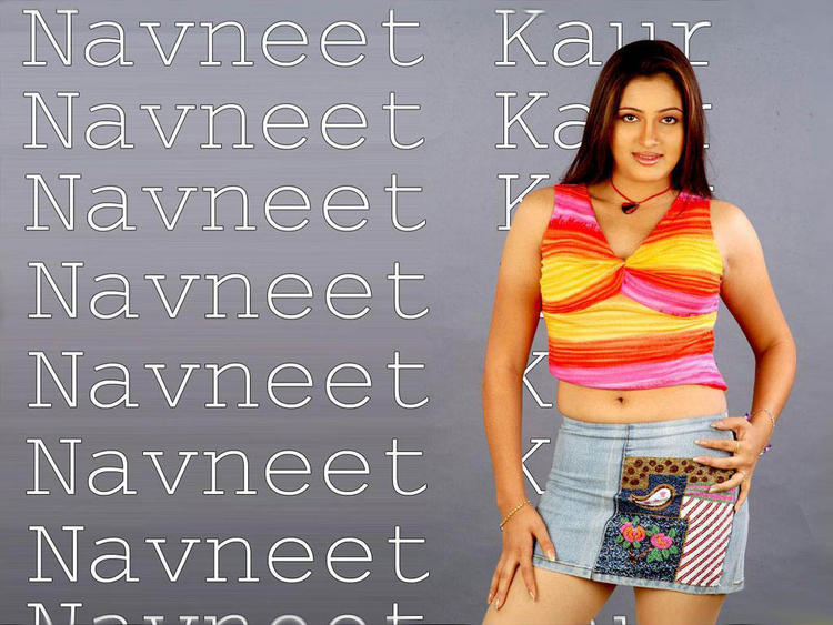 Navneet Kaur Mini Dress Hot Wallpaper