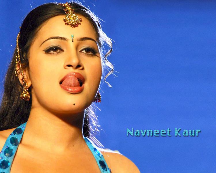 Navneet Kaur Spicy Face Still