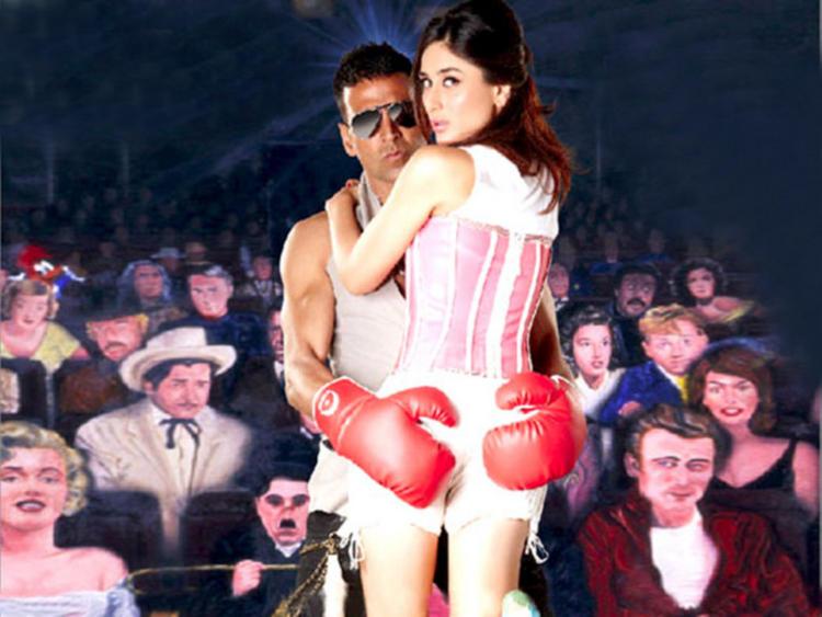 Kareena Kapoor and Akshay Kumar Latest Pic