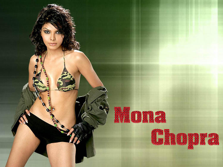 Mona Chopra Shocking Wallpaper