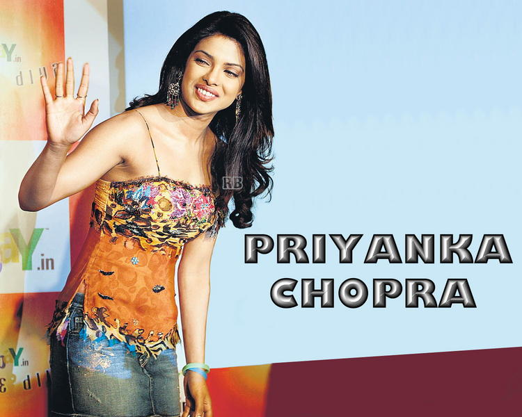 Gorgeous Beauty Priyanka Chopra Wallpaper