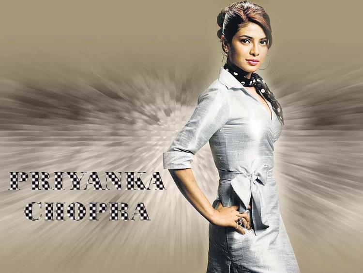 Priyanka Chopra Hot Glorious Wallpaper