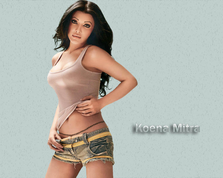Koena Mitra Sexy Wallpaper