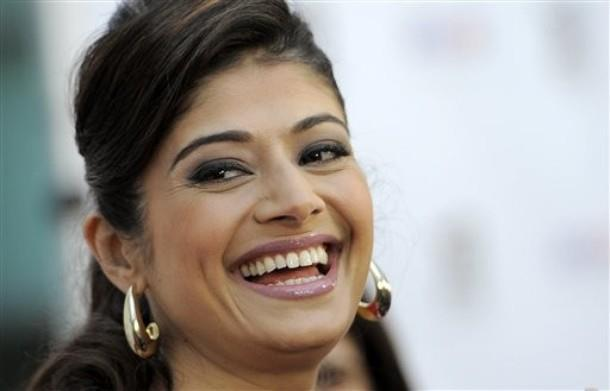 Pooja Batra With Open Smile Pic at  Los Angeles