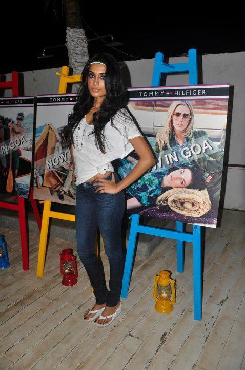 Sarah Jane Dias at Tommy H After Party