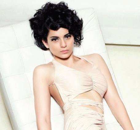 Kangana Ranaut on Maxim India  April 2012