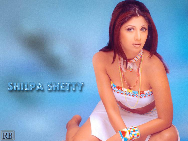Shilpa Shetty Hot Look Wallpaper