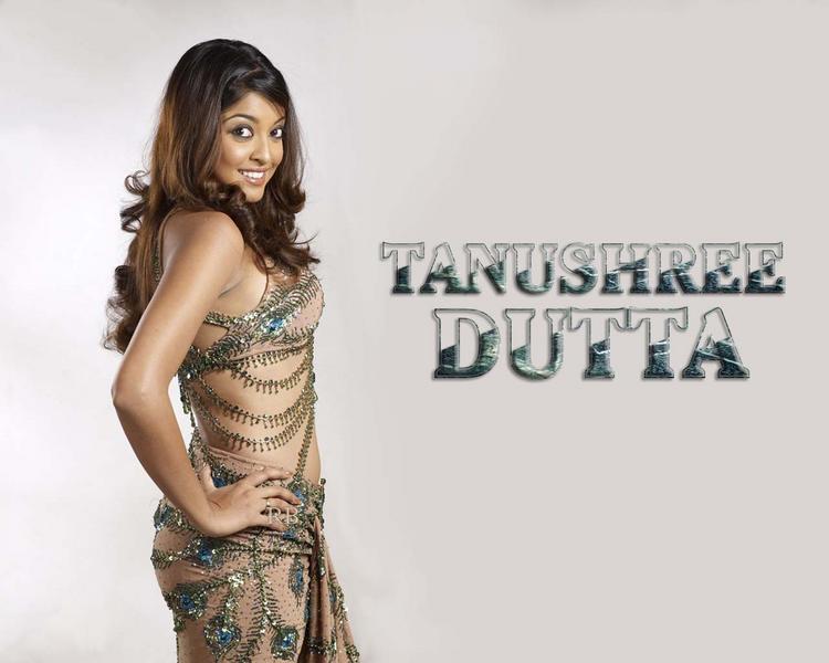 Tanushree Dutta Sexy Dressing Wallpaper