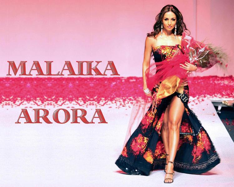 Malaika Arora Beautiful Dress Gorgeous Wallpaper