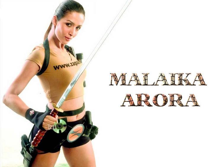 Malaika Arora Hot Look Wallpaper
