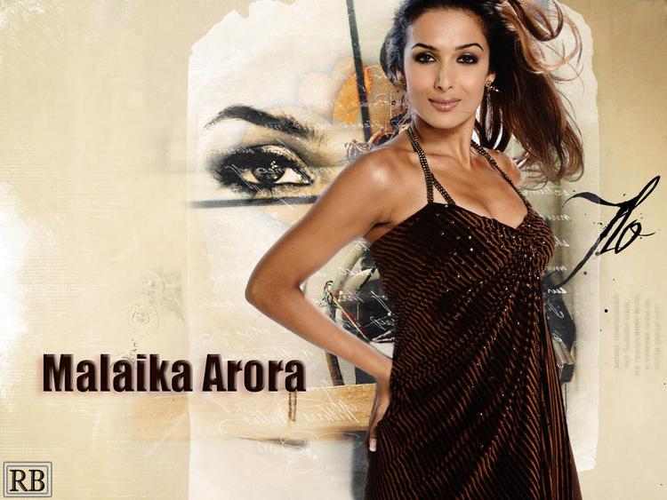 Malaika Arora Sexy Look Wallpaper