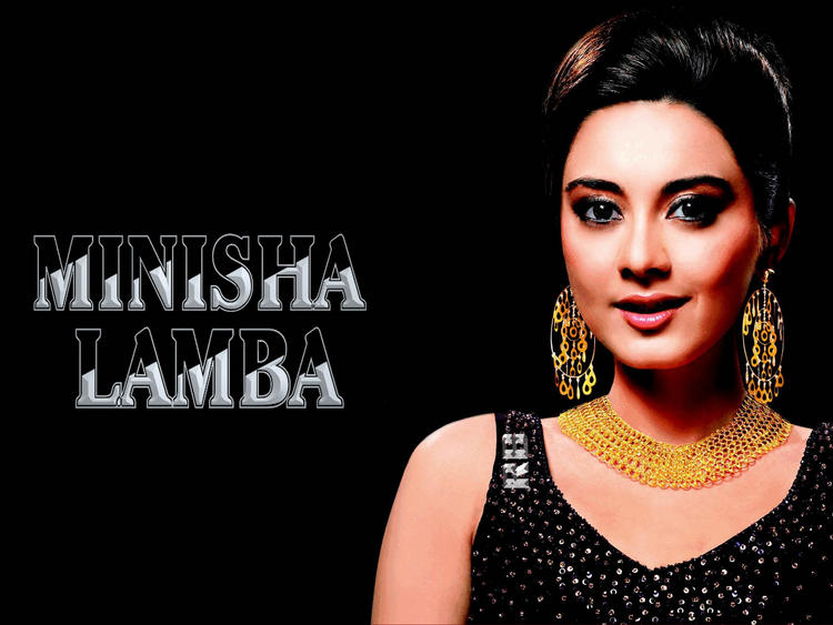 Minisha Lamba Beauty Still