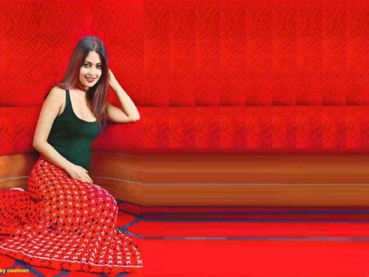 Riya Sen Awesome Look Wallpaper