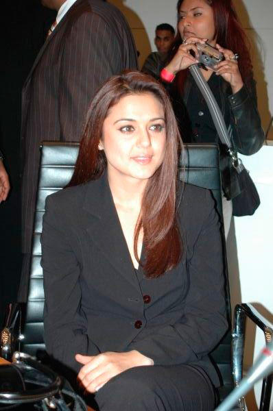 Gorgeous Beauty Preity Zinta Pic